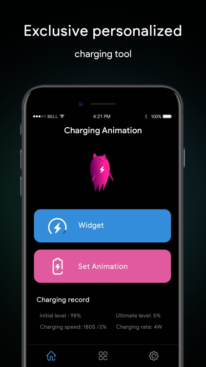 Charging Animation and Sound screenshot-3