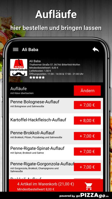 Ali Baba Bitterfeld-Wolfen screenshot 6