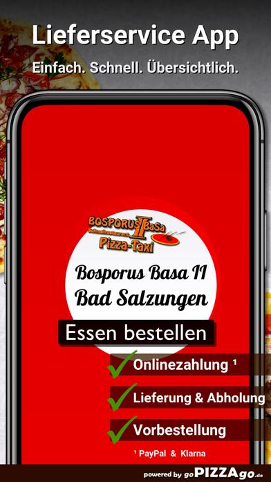 Bosporus Basa II Bad Salzungen screenshot 1