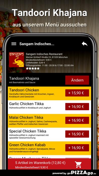 Sangam München screenshot 5