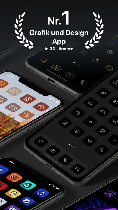 Brass - Eigene Icons & WidgetsScreenshot von 1