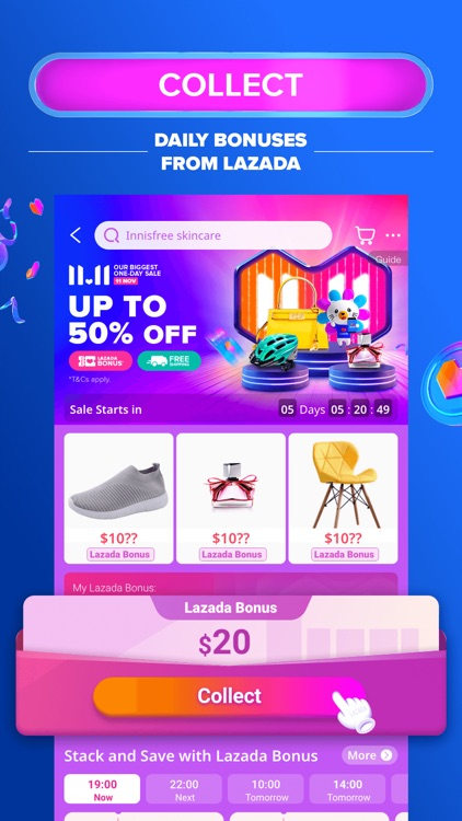 Lazada 11.11 One-Day Sale screenshot-3