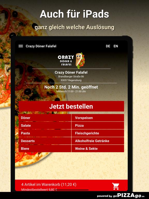 Crazy Döner Falafel Regensburg screenshot 7