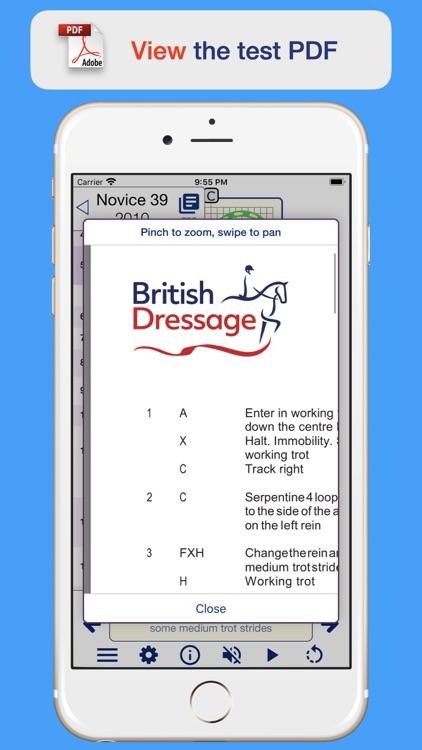 TestPro British Dressage screenshot-7