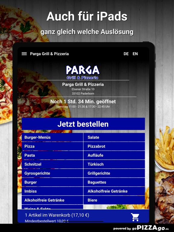 Parga Paderborn screenshot 7
