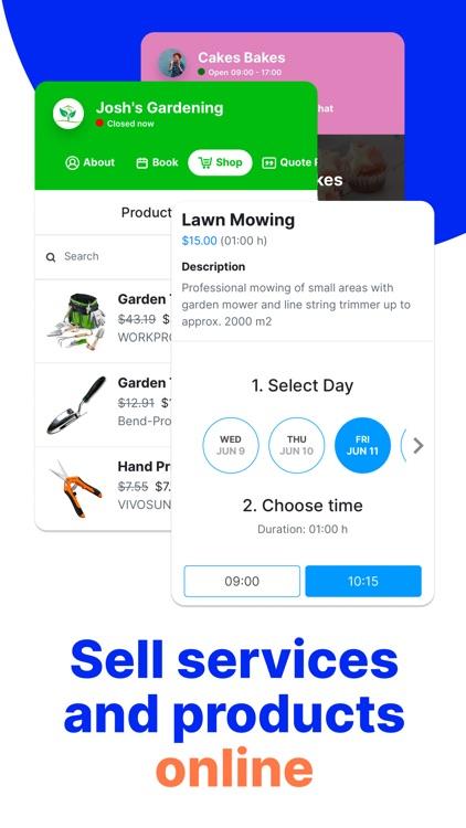 Invoice, Estimate Maker Billdu screenshot-3