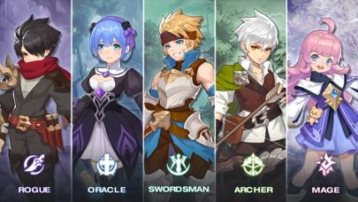 Guardians of Cloudia screenshot 1