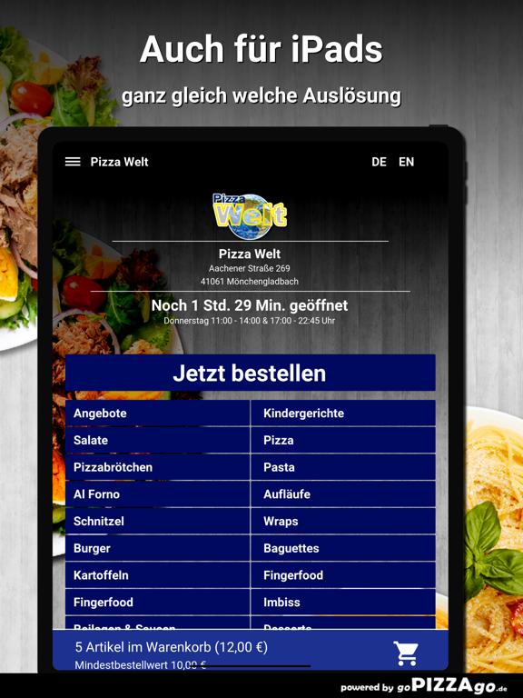 Pizza Welt Mönchengladbach screenshot 7