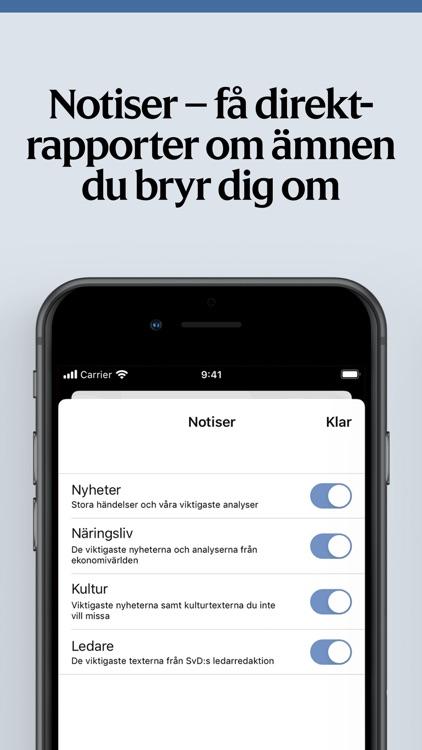 Svenska Dagbladet screenshot-4