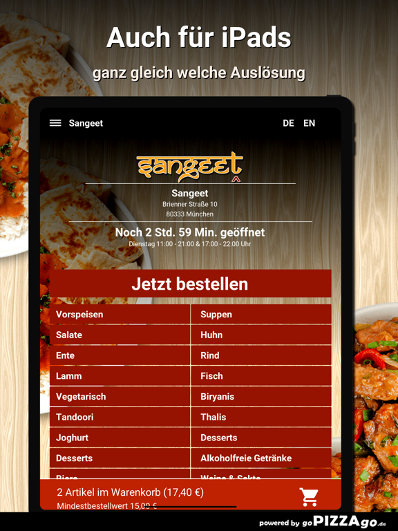 Sangeet München screenshot 7