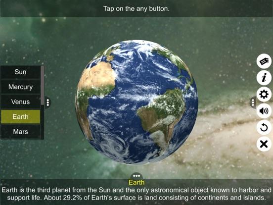 Learn Solar System screenshot 10