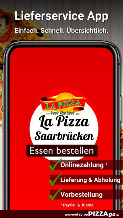 La Pizza Saarbrücken screenshot 1