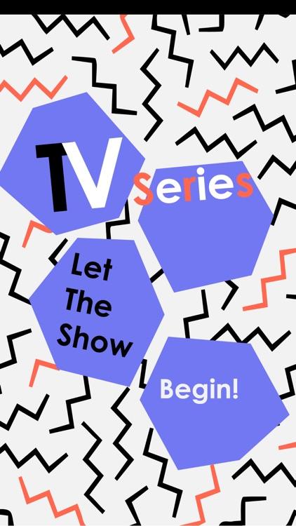 The TV Series Quiz screenshot-5
