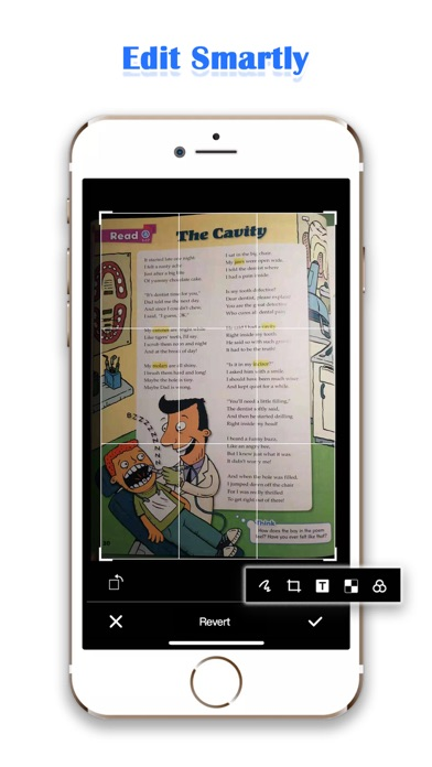 Smart Scanner: PDF Scanner Pro屏幕截图2