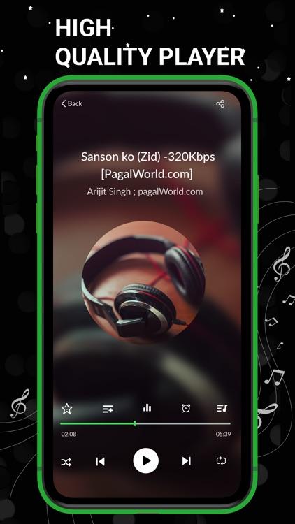 Music Player mp
