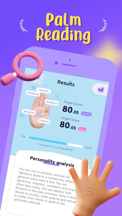LifeEnjoy - AI Face & Predict screenshot 2