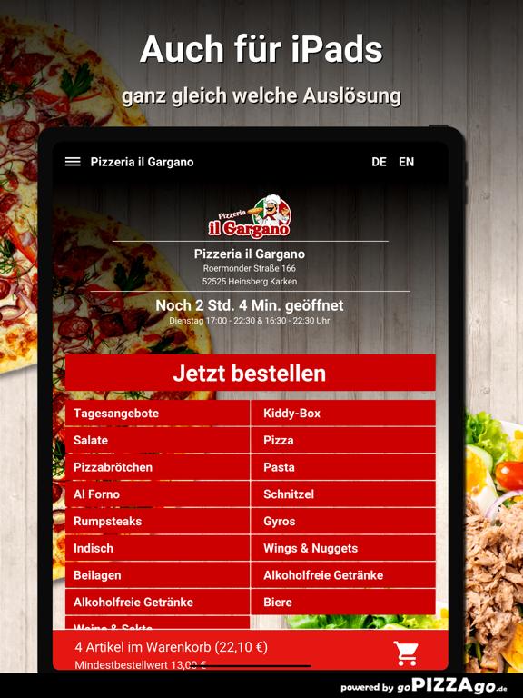 Pizzeria il Gargano Heinsberg screenshot 7