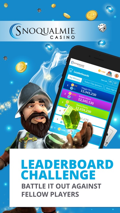 Snoqualmie Casino Online screenshot-3