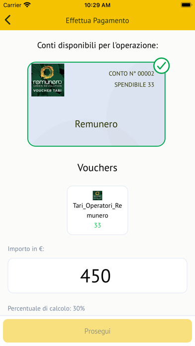 Remunero Screenshot