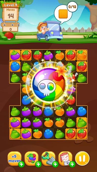 キャンディポップマッチ3パズルゲーム紹介画像2