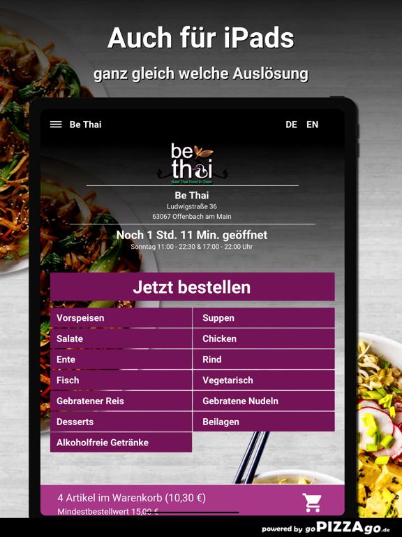 Be Thai Offenbach am Main screenshot 7