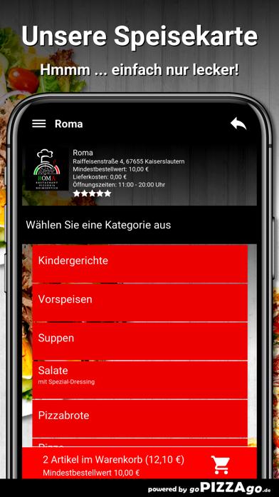 Roma Kaiserslautern screenshot 4