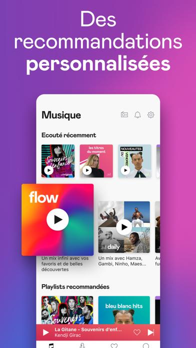 Deezer: Musique & Podcasts screenshot two