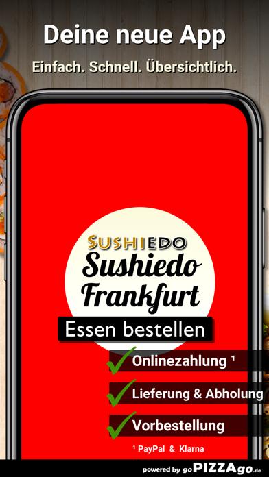 Sushiedo Frankfurt screenshot 1