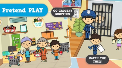 Lila's World:Create Play Learn screenshot 3