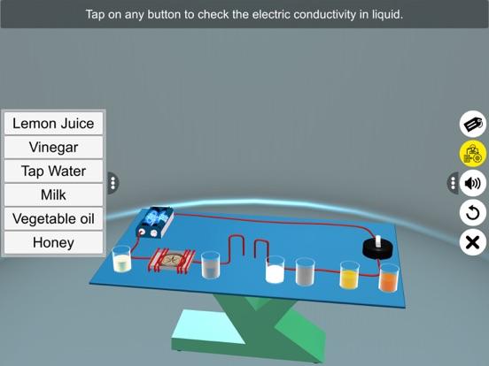 Conductivity in Liquids screenshot 10