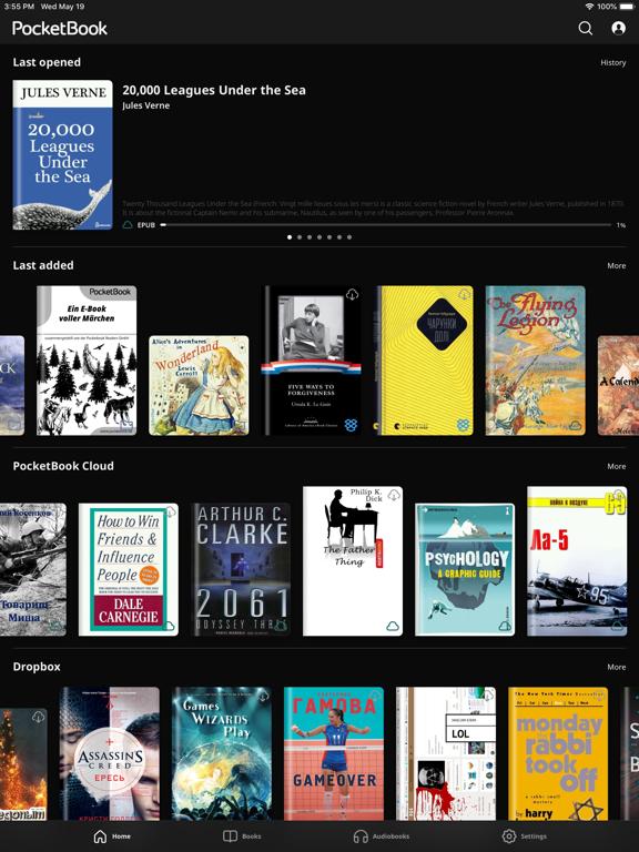 PocketBook Readerのおすすめ画像4
