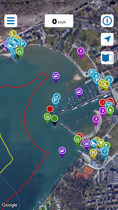BoatDriver-Guide Swiss screenshot 2