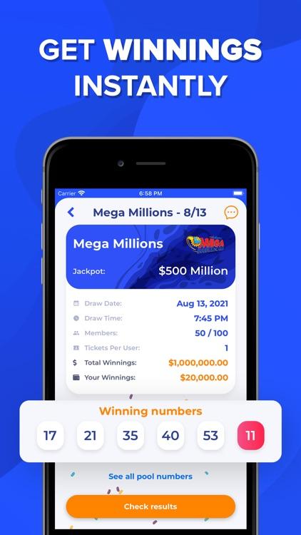 LottoFish: The Lottery App screenshot-4