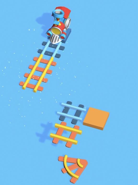 Lay Rail 3D screenshot 8