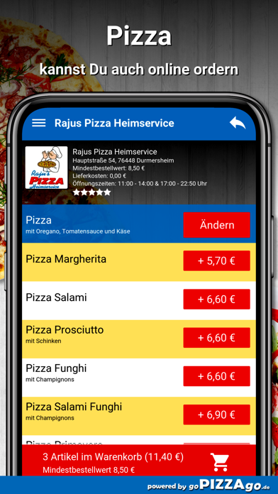 Rajus Durmersheim screenshot 5