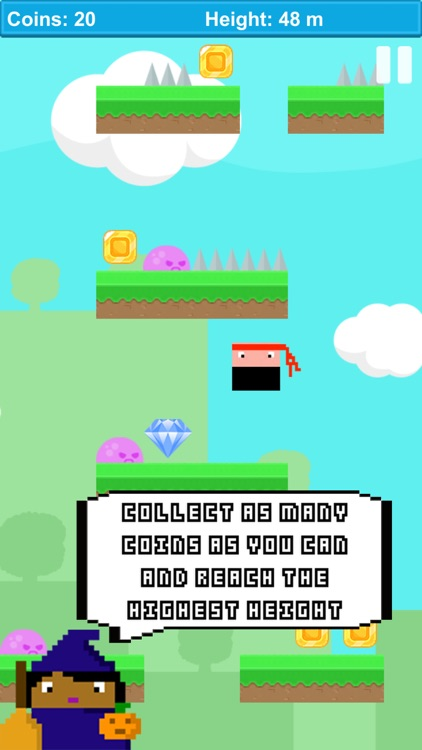 BlockJump - The Adventure