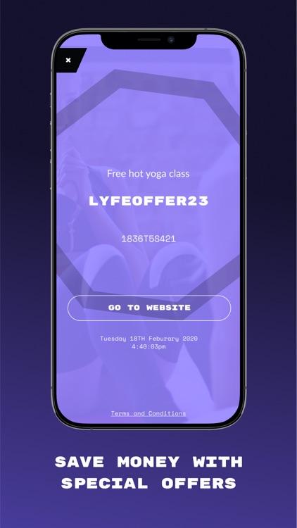 LYFE: A Wellness Ecosystem