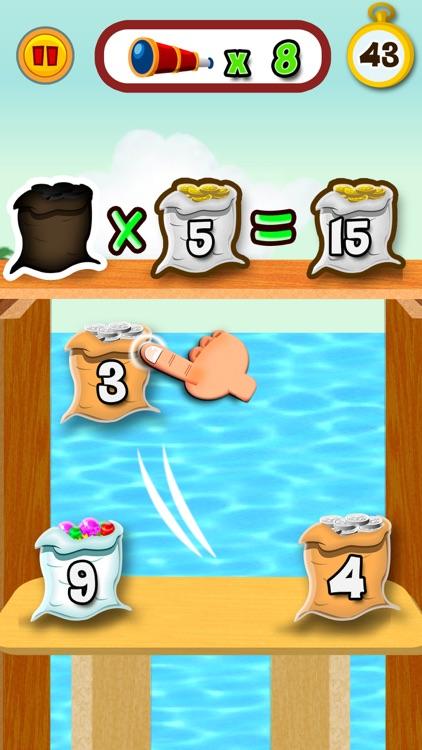 Math Land: Arithmetic games screenshot-4