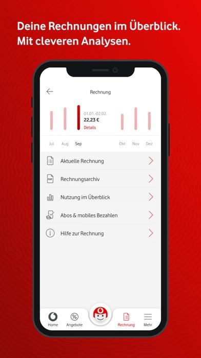MeinVodafoneScreenshot von 5