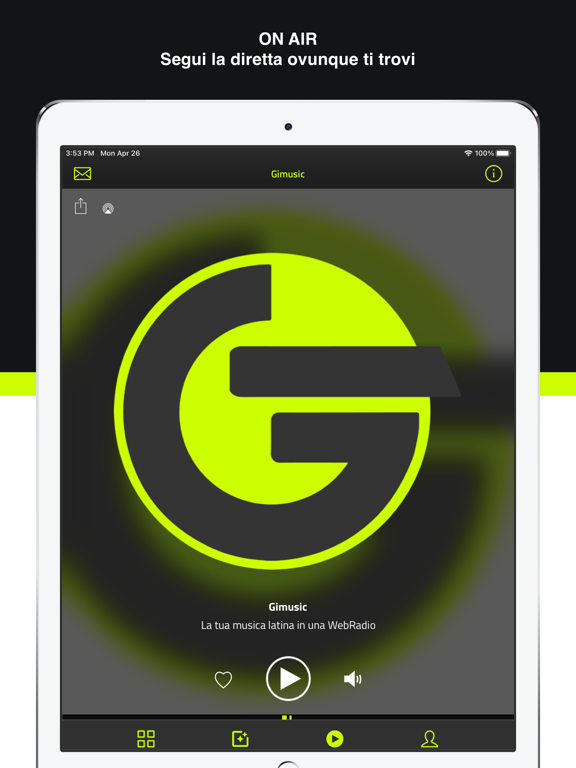 GImusic screenshot 5