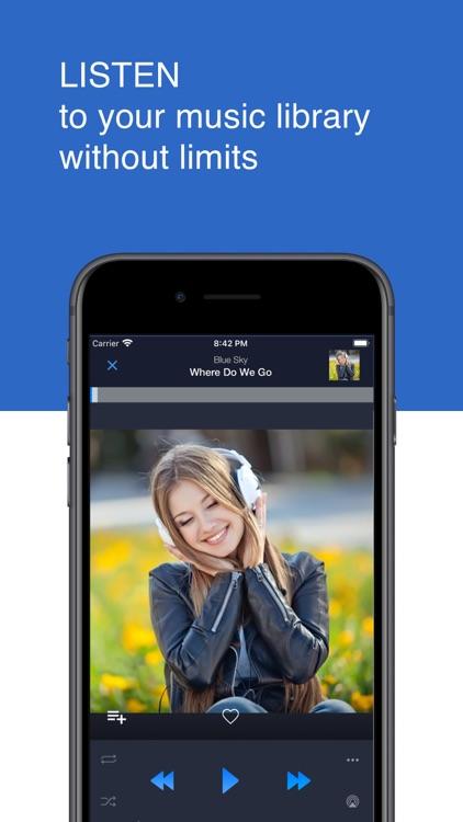 CloudBeats ‣ music player mp3