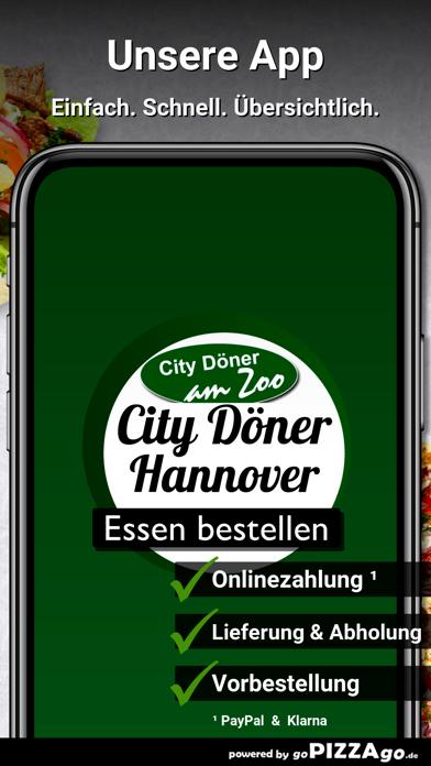 City Döner am Zoo Hannover screenshot 1