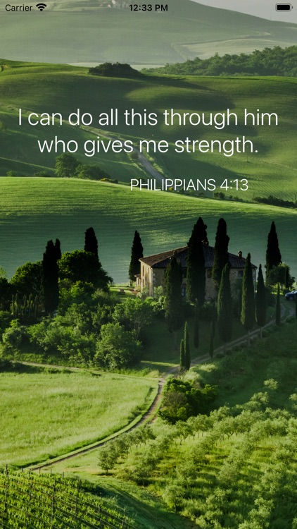 Bible Verse of the Day!