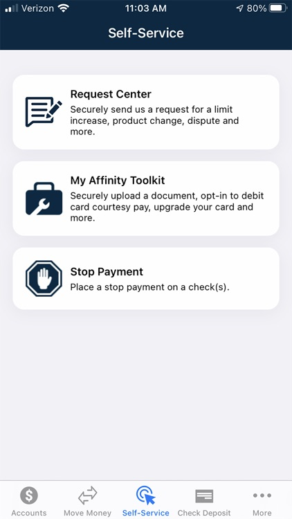 Affinity Federal Credit Union screenshot-5