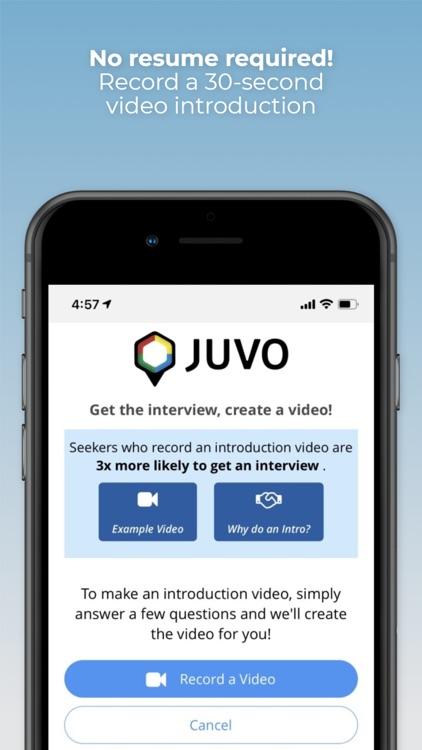 Juvo Jobs screenshot-3