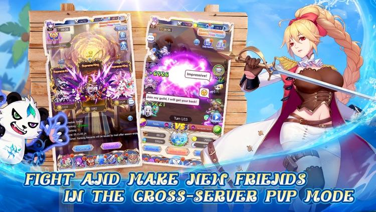 Idle Goddess screenshot-4