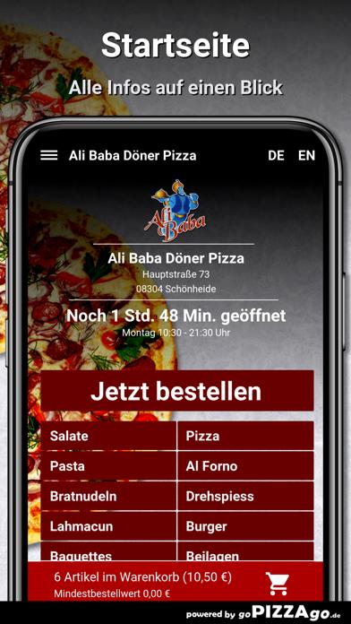 Ali Baba Döner Pizza Schönheid screenshot 2