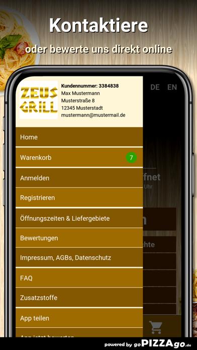 Zeus Grill Dortmund screenshot 3