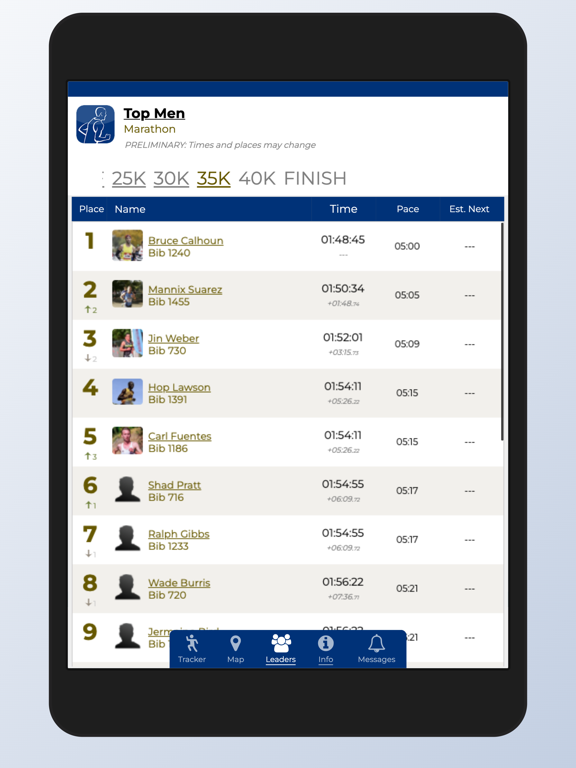 B.A.A. Racing App screenshot 11