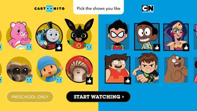 Cartoon Network phone App screenshot 1